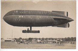 Rochefort Sur Mer : Carte Photo (1919) D'un Dirigeable En Vol - Rochefort