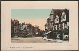 Church Street, Tewkesbury, Gloucestershire, C.1905-10 - Valentine's Postcard - Other