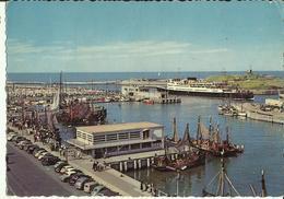 Ostende -- Entrée Du Port - Yacht Club Et Bassin De Pêche.   ( 2 Scans ) - Oostende