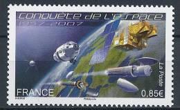"""FR YT 4104 """" Conquête De L'espace """" 2007 Neuf** - France"""