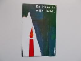 Devotieprent : Hernieuwen Doopbelofte En Vormsel, Marc DECLERCK , Brugge , Pinksteren 1965 - Communion