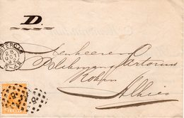 28 OCT 92  Lokaal Memorandum Amsterdam Met NVPH 34 - Periode 1891-1948 (Wilhelmina)