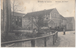 """Wilsele By Leuven - Brouwery """"De Draak"""" - Geanimeerd - 1912 - Leuven"""