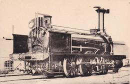 Zwitserland Suisse Schweiz Locomotives 3 Cards - Eisenbahnen