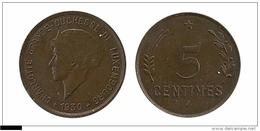 LUXEMBOURG 5 CENTIMES 1930 - Luxembourg