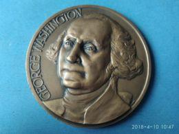 PRESIDENTI STATI UNITI  George Washington - Monarquía/ Nobleza