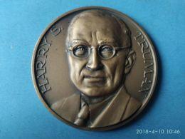PRESIDENTI STATI UNITI  Harry S. Truman - Monarquía/ Nobleza