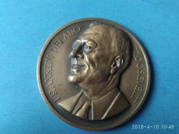 PRESIDENTI STATI UNITI Franklin Delano Roosevelt - Monarquía/ Nobleza