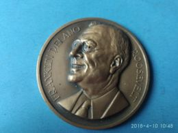 PRESIDENTI STATI UNITI Franklin Delano Roosevelt - Royal/Of Nobility