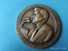 PRESIDENTI STATI UNITI John F. Kennedy - Royal/Of Nobility