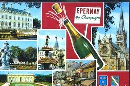 EPERNAY CHAMPAGNE - Epernay