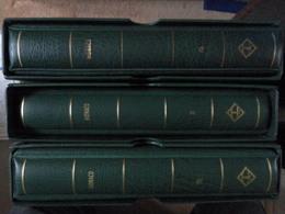 CLASSEURS 2, 3 ET 4 DE MONACO OFFRE PORT OFFERT - Albums & Reliures