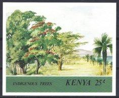 Kenya  Yv BF 26, Indigenous Trees ** Mnh - Kenia (1963-...)