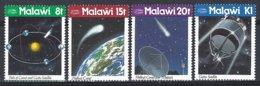 Malawi Yv  465/68, Passage De La Comète De Halley  ** Mnh - Astrologie