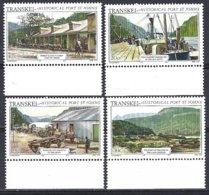 Transkei Yv 180/83, Historical Port St.Johns ** Mnh - Transkei