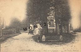 ERMONT CERNAY (95)  PLACE DE LA REPUBLIQUE - Ermont