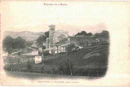 CPA N°23576 - ERMITAGE SAINT-HILAIRE PRES LIMOUX - VALLEE DE L' AUDE - France