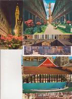 °°° Firenze 10 Cartoline Viaggiate  °°° - Firenze (Florence)