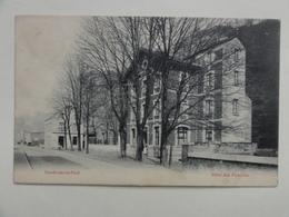 Comblain-au-Pont, Hôtel Des Familles,1911 - Comblain-au-Pont