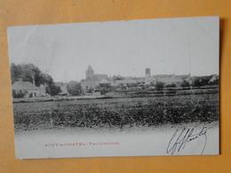 """JOUY Le CHATEL  (Seine & Marne) -- Vue Générale Vers 1900 - Carte """"précurseur"""" 1904 - Autres Communes"""