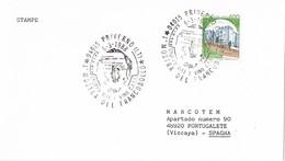 30376. Carta PRIVERNO (Lt) Italia 1988. Wein, Wine, Vino, Uvas - 6. 1946-.. Repubblica