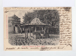 Sur Carte Postale De Turquie Vers Valence Type Sage 10 C. Noir S. Lilas. CAD Constantinople 1902. (803) - 1858-1921 Ottoman Empire