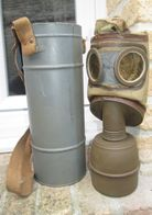 Masque A Gaz DP WW2 - 1939-45