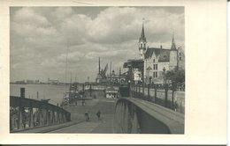 005856  Antwerpen - Am Scheldeufer  Private Ansicht - Antwerpen
