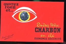 CHARBON - Publicité