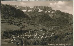 Berchtesgaden V. 1958  Dorfansicht  (2595) - Berchtesgaden