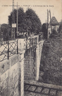 L'Isère Pittoresque – VINAY – L'avenue De La Gare Peu Courante - Vinay