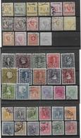 LUXEMBOURG - Lot De 44 Timbres - Montenegro