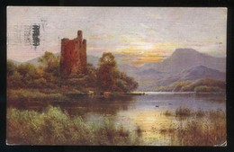 Killarney. *Ross Castle. Killarney* Circulada 1959. - Irlanda