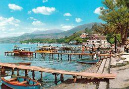 1 AK Guatemala * Der Amatitlán-See - Er Ist Der Viertgrößte See In Guatemala - Krüger Karte * - Guatemala