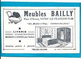 Buvard - MEUBLES BAILLY à Vitry Le François - Literie, Tissus, Meubles Pour Enfants - Landau, Chambre - Carte Assorbenti