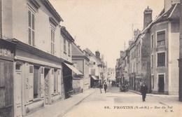 Provins  Rue Du Val  PRIX FIXE - Provins