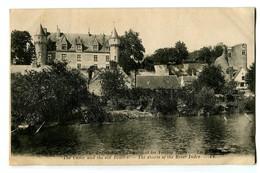 CPA 37 Indre Et Loire Montrésor Vue D'ensemble Du Château Et Les Vieilles Tours - Montrésor