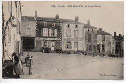 Les Essarts : La Grand Place - Les Essarts