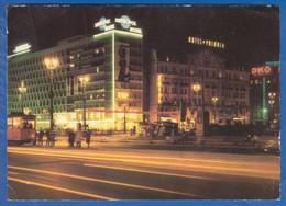 Polen; Warszawa; Hotele Metropol I Polonia - Polen