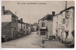 Les Essarts : La Grand Rue - Les Essarts