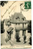 CPA 37 Indre Et Loire Lussault Château De Montjoye - France