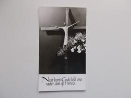 Devotieprent : Plechtige Communie & Vormsel, Marie-Louise MEIRLAEN, St.Tilloinstituut Brugge 23 Mei 1968 - Communion
