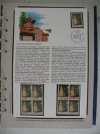 Nations Unies > Office De Genève - Bulgarie,art Dans La Dynastie Asenide - 15.4.1981 - FDC 1er Jour - Office De Genève