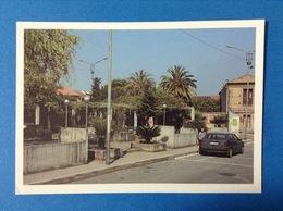 CARTOLINA FORMATO GRANDE NON VIAGGIATA REGGIO CALABRIA SERRATA VILLA COMUNALE - Reggio Calabria
