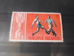 MALDIVES YVERT N°207* - Maldives (1965-...)