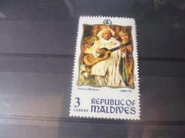 MALDIVES YVERT N°318** - Maldives (1965-...)