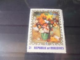 MALDIVES YVERT N°405** - Maldives (1965-...)