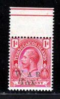Turks 1917 Yvert 77 ** TB - Turks & Caicos (I. Turques Et Caïques)