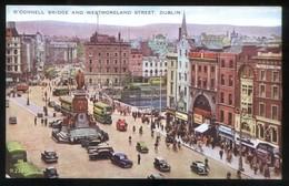 Dublín. *O'Connell Bridge And Westmoreland Street* Nueva. - Dublin