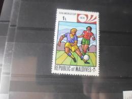 MALDIVES YVERT N°496** - Maldives (1965-...)